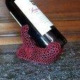 STL file Isotope I   Wine Display Voronoi, The_Austrian_Maker