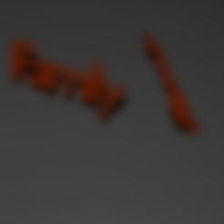 ferma prta 2.stl Download STL file door stop • 3D printing model, dullahan