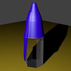 Download 3D printer designs penholder, dullahan