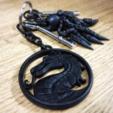 Capture d'écran 2017-02-23 à 11.47.09.png Download free STL file Mortal Kombat Keyrings • 3D printing object, Solid_Alexei