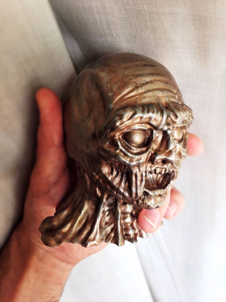 Photo_24-04-2016_16_33_11.jpg Download free STL file Zombie High Detail Sculpt • Model to 3D print, Solid_Alexei