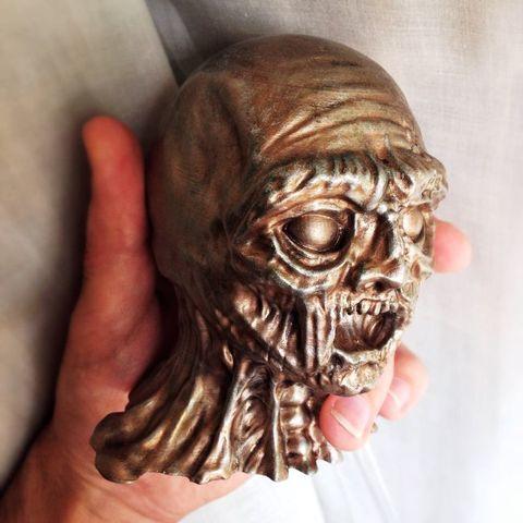 Photo_24-04-2016_16_33_11.jpg Télécharger fichier STL gratuit Sculpture Zombie Haute Qualité • Modèle pour impression 3D, Solid_Alexei