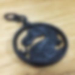 Télécharger fichier 3D gratuit Porte-clés Mortal Kombat, Solid_Alexei