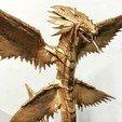 image-1.jpeg Download free STL file SMITE Kukulkan Statue • 3D printable object, Solid_Alexei