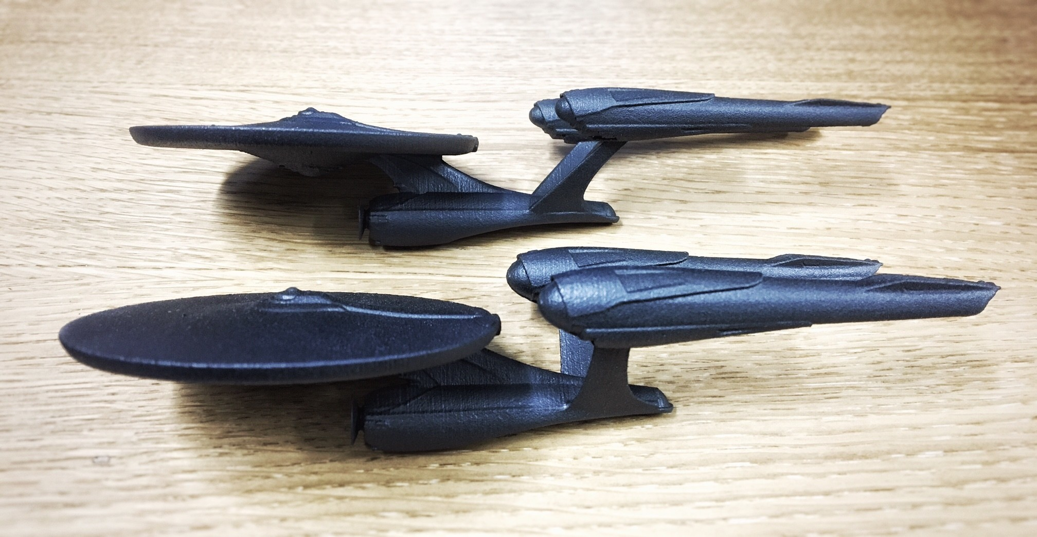 IMG_0016.JPG Download free STL file Star Trek USS Enterprise Collection • 3D printable design, Solid_Alexei