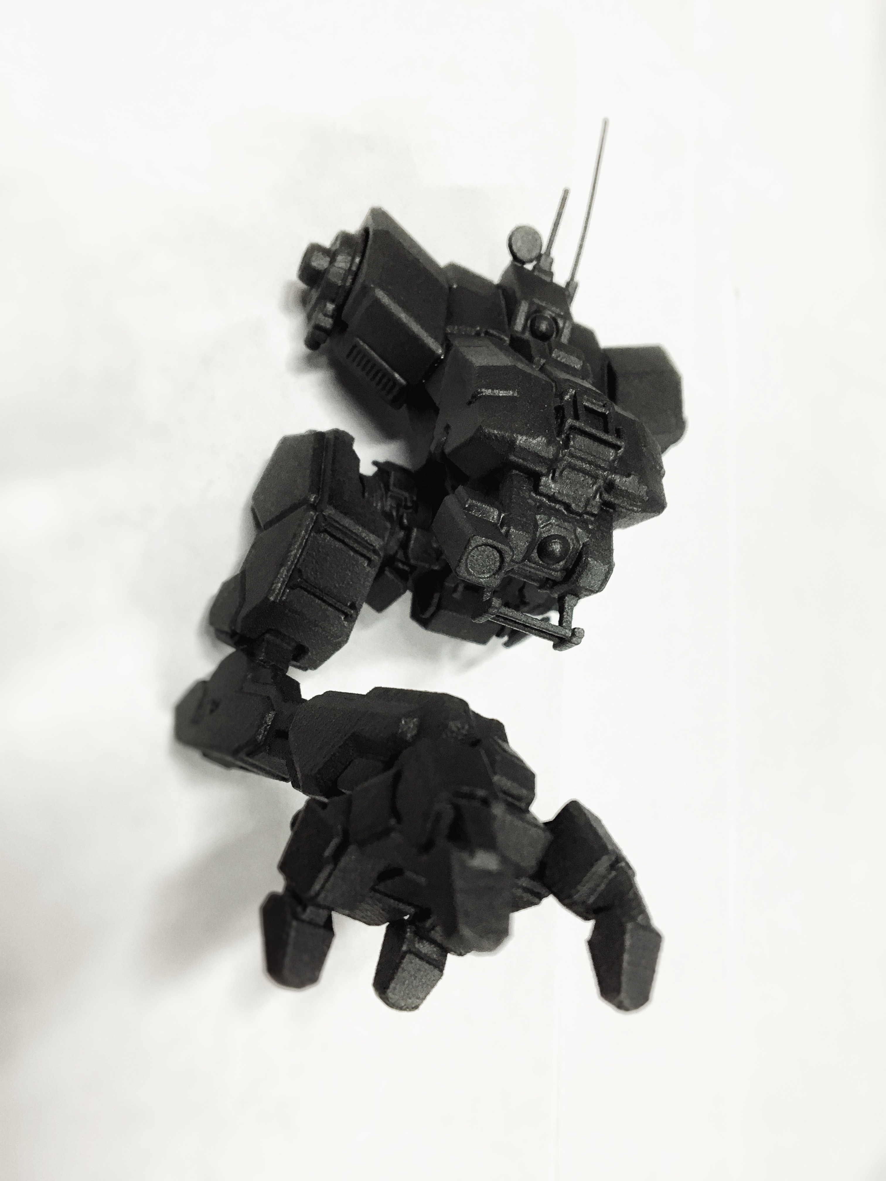 FullSizeRender.jpg Download free STL file MechWarrior Online Locust Statue • 3D printer object, Solid_Alexei
