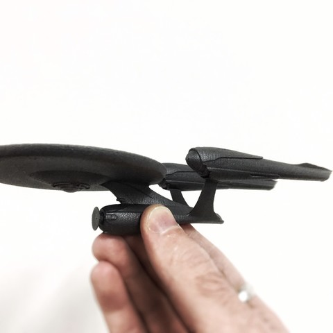 IMG_0014.JPG Download free STL file Star Trek USS Enterprise Collection • 3D printable design, Solid_Alexei