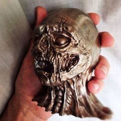 Free 3d printer files Zombie High Detail Sculpt, Solid_Alexei