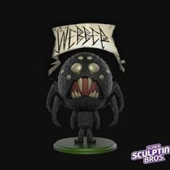 Download free 3D printer templates Webber, prozer