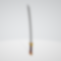 Download free 3D printer files Katana, LuliasMartch