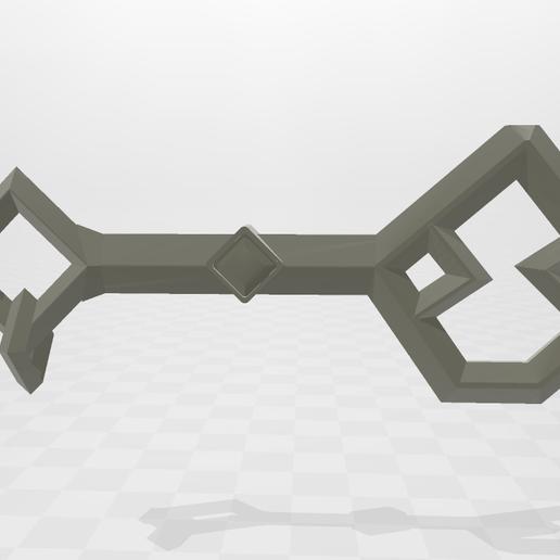 Télécharger fichier 3D gratuit Clé d'Erebore, LuliasMartch