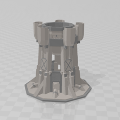 Download free 3D printing files Les Forge d'Erebore Flower pot, LuliasMartch