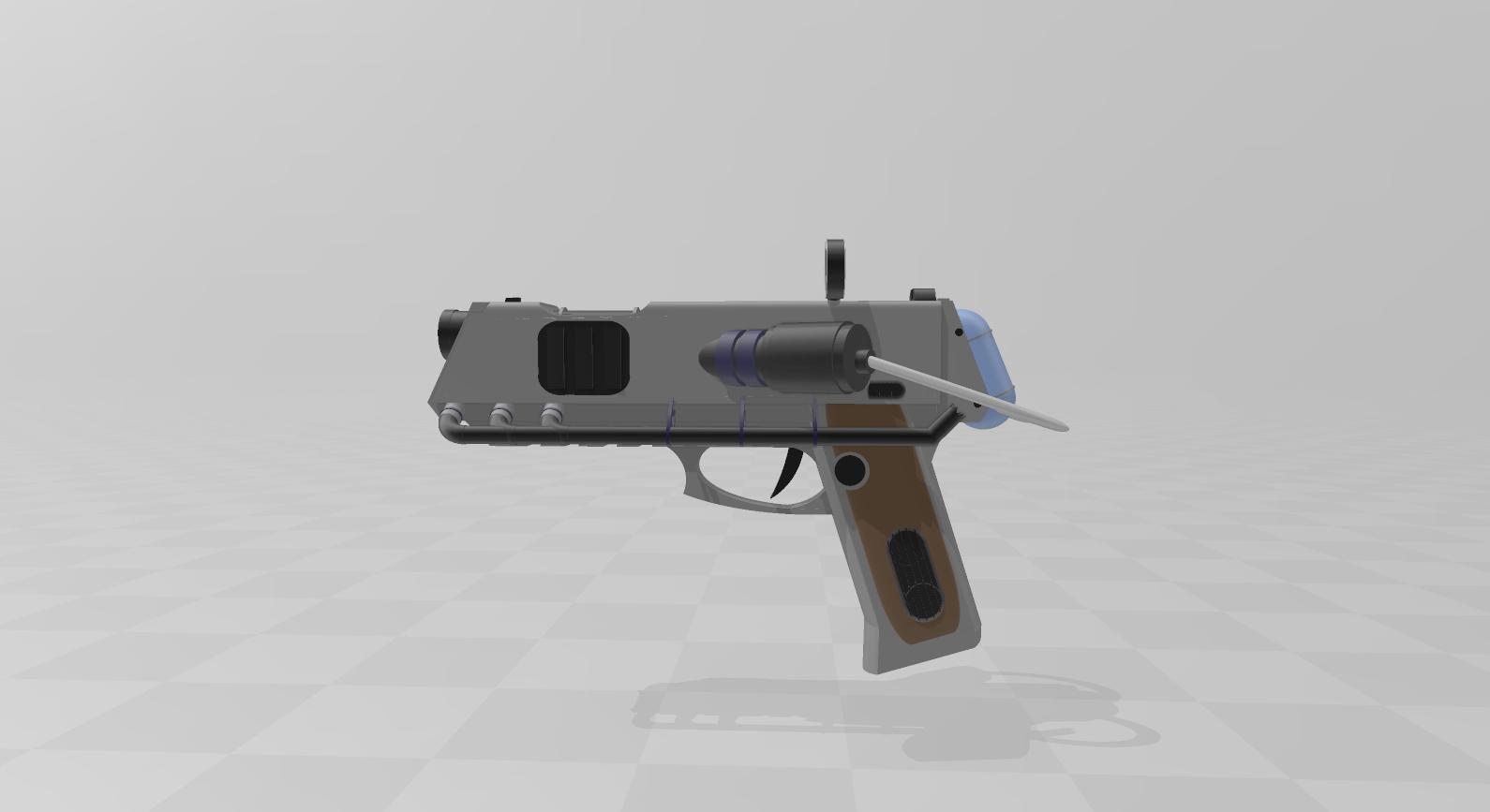 Capture.PNG Télécharger fichier 3MF gratuit Pistolet STEAMPUNK ~ Vigrid • Objet à imprimer en 3D, LuliasMartch