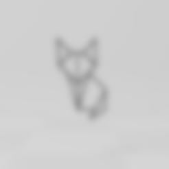 Cat ~ Brut.stl Download free STL file Cat Necklace • 3D printing model, LuliasMartch
