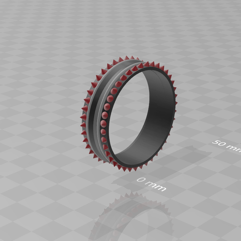 Download free 3D printing files Closed Ring, LuliasMartch