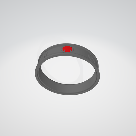 Download free 3D printing models Ring of the Ambulant Castle, LuliasMartch