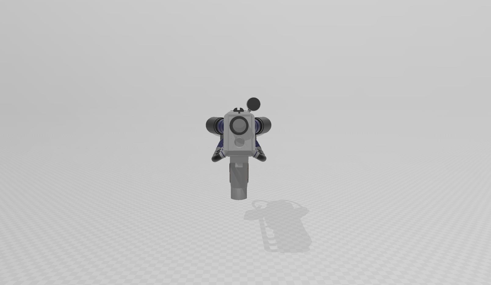 Capture2.PNG Télécharger fichier 3MF gratuit Pistolet STEAMPUNK ~ Vigrid • Objet à imprimer en 3D, LuliasMartch