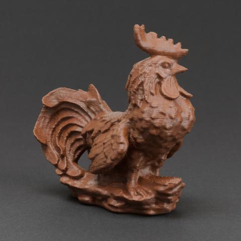 Download free STL file Garden Rooster • 3D print object, WorksBySolo