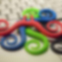 Download free STL file Twirl Mini Moustache • 3D printable design, WorksBySolo