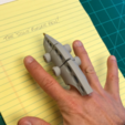 Download free 3D printing designs Solo Finger Pen, WorksBySolo