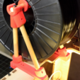 Capture d'écran 2017-02-24 à 16.27.39.png Download free STL file  Thing-O-Matic Filament Spool Bracket • 3D printable object, WorksBySolo