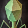 Free 3d printer files Bacteriophage - T4 Virus, WorksBySolo