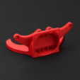 Download free STL file Replicator 2X Cooling Fan Duct • 3D printable model, WorksBySolo