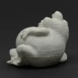 Capture d'écran 2017-02-24 à 17.29.37.png Download free STL file Garden Frog • 3D printable model, WorksBySolo