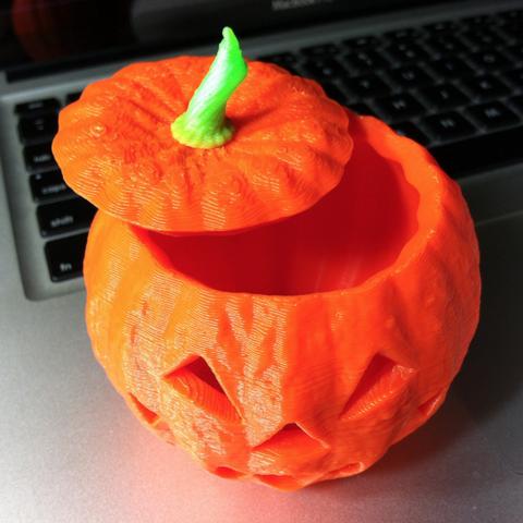 Capture d'écran 2017-02-24 à 16.32.58.png Download free STL file Jack-O-Lantern • 3D print template, WorksBySolo