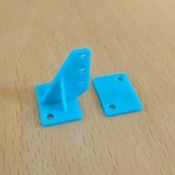 Download free 3D print files RC Airplane Control Horns, Mr_Disintegrator