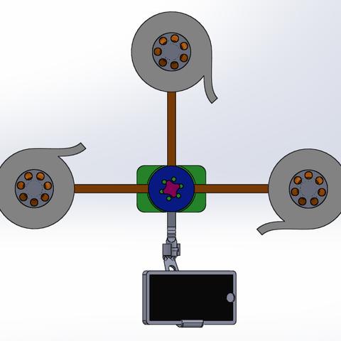 face.png Télécharger fichier STL gratuit Roulette Papier toilette • Objet à imprimer en 3D, ConceptyPrint3D