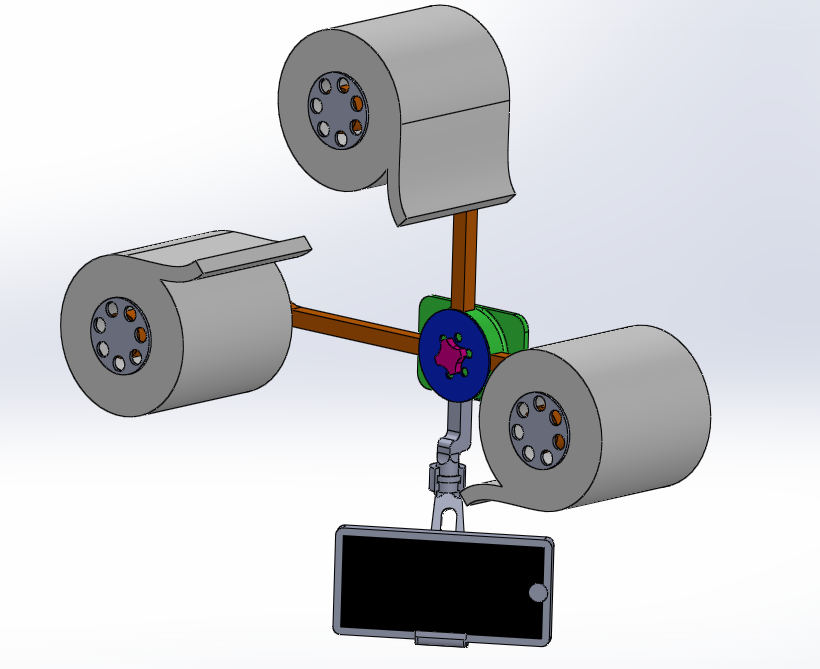 Globale.png Télécharger fichier STL gratuit Roulette Papier toilette • Objet à imprimer en 3D, ConceptyPrint3D