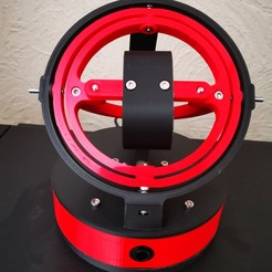 Descargar archivo STL Gyro Winder / Watch Winder / Watch winder • Plan para la impresión en 3D, ConceptyPrint3D