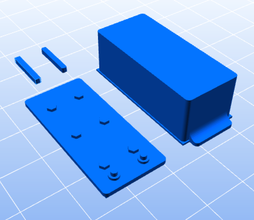 Capture d'écran 2017-02-27 à 13.09.56.png Download STL file Battery for rc trucks • 3D print object, ConceptRCTruck