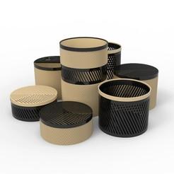 Download free 3D printer files Modular box - DARO, DARROW