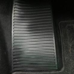 Impresiones 3D gratis Protección de alfombras con plumero Lado del conductor, TATANKA