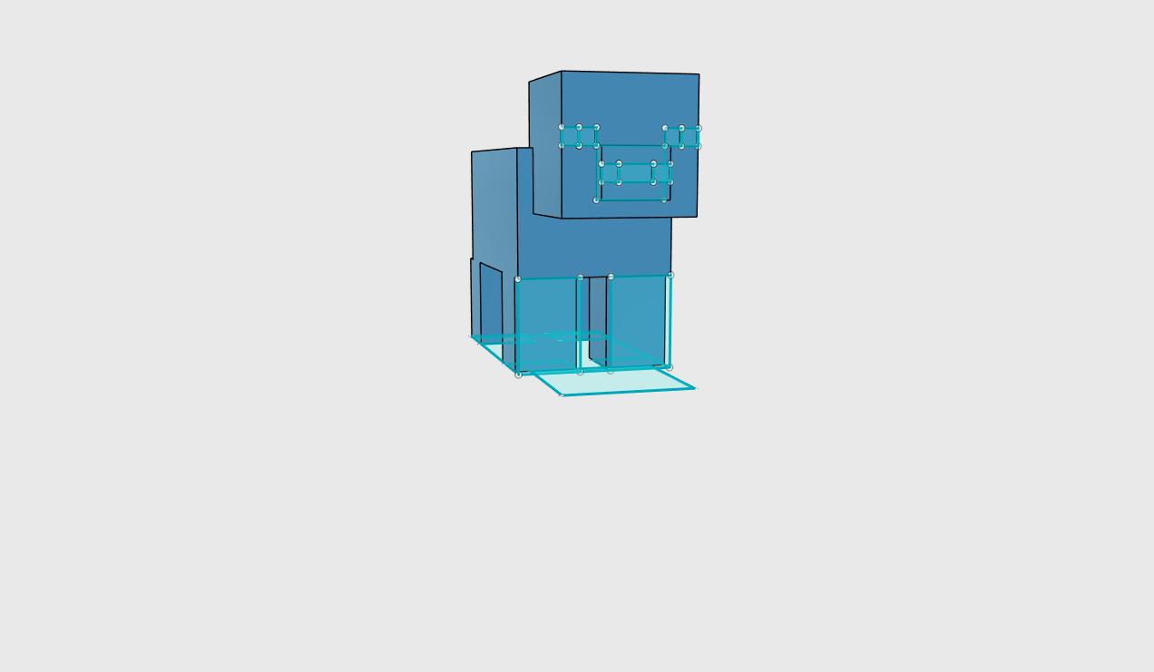 cochon.png Download free STL file minecraft pig • 3D print design, omegaregulus
