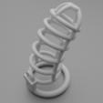 cage9.png Download STL file Chasity Cage • 3D print design, anythingelse