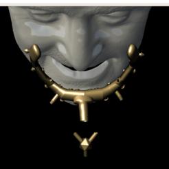 Imprimir en 3D Arco aspirador Perez Giugovaz, PerezGiugovaz