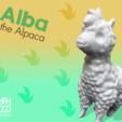 Capture d'écran 2018-01-24 à 11.15.26.png Download free STL file Alba the Alpaca • 3D printer template, Erik_Glyphwood