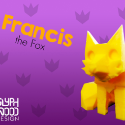 Télécharger plan imprimante 3D gatuit Francis the Fox, Bamboozaler