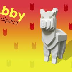 Free STL Abby the Alpaca, Bamboozaler