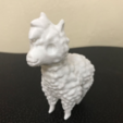 Capture d'écran 2018-01-24 à 11.16.09.png Download free STL file Alba the Alpaca • 3D printer template, Erik_Glyphwood