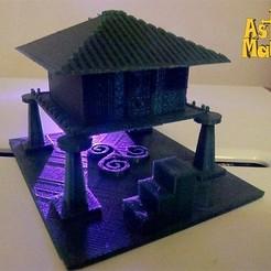 3d printer designs Horreo, asturmaker3d