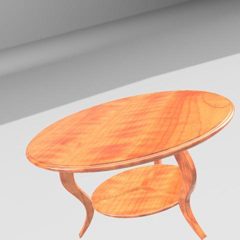 Free 3d model table, remus59