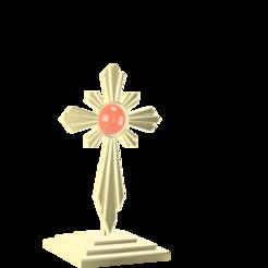 Descargar modelo 3D crucifijo, remus59