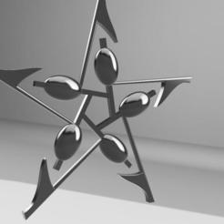Download free 3D printing files Note star, remus59