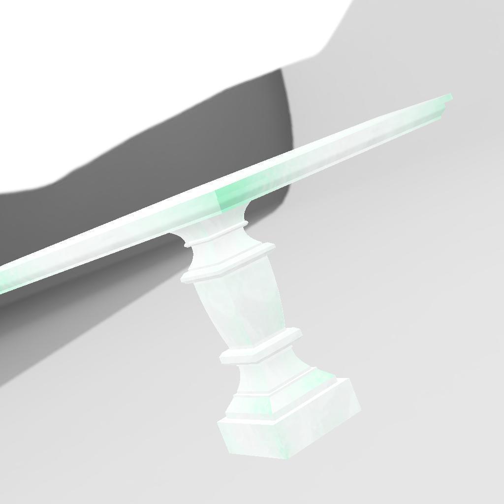 table octogonale2.jpg Download STL file hexagonal table • 3D printable model, remus59