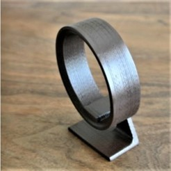 Download free 3D printer designs Watch stand, Dape