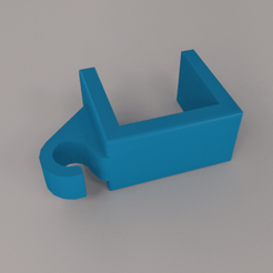 Desk_hook1.png Download free STL file Desk hook holder • 3D printer design, Dape